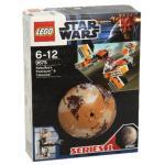 LEGO StarWars Sebulbas Podracer and Tatooine 9675