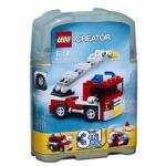 LEGO Creator 3-in-1 Mini Fire Rescue 6911