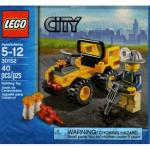 LEGO City Mining Quad 30152