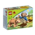 LEGO Duplo LegoVille Little Piggy 5643