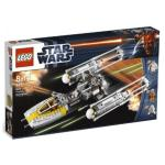 LEGO StarWars Gold Leaders Y-Wing Starfighter 9495