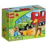 LEGO Duplo Circus Transport 10550