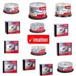 Imation DVD-R 16x 5pk Jewel Case 4.7GB