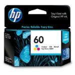 HP Ink Cartridge #60 TriColor CC643WA
