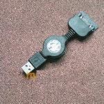 USB data cable for Palm OS IBM WorkPad C500 C505 iPDA