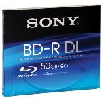 Sony 50GB Recordable 2X Blu Ray Disk (1pc)