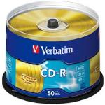 Verbatim CDR 52X Gold (50pcs)