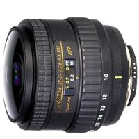 Tokina AT-X 107 10-17mm F3.5-4.5 NH Fisheye For Nikon
