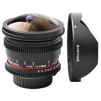 Samyang CS 8mm T3.8 VDSLR Fisheye For Olympus