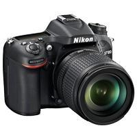 Nikon D7100 + 18-55/3.5-5.6 + 55-200 VR