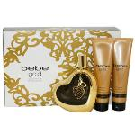 BeBe Gold EDP 100ml Women 4pcs