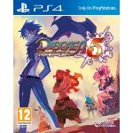 Disgaea 5 Alliance of Vengeance (PS4)