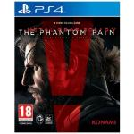 Metal Gear Solid V The Phantom Pain Day One Edition (PS4)
