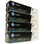 HP 126A Magenta Toner