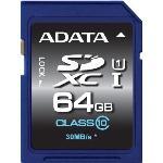 ADATA UHS-I SDHC Class 10 64GB