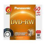 DVD-RW PANASONIC 60MIN