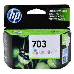 HP 703 Tricolor Ink Cartridge