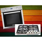 DeLonghi Package - Gas Cooktop + Oven