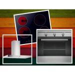Nebula Package - 90cm Rangehood + Ceramic Cooktop + Oven