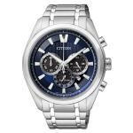 Citizen Eco-Drive Blue Titanium Eco-Drive Mens Watch CA4010-58L