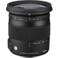 Sigma Contemporary 17-70mm F2.8-4.0 DC Macro OS HSM For Nikon