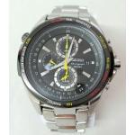 Seiko Alarm Chronograph Pilot\'s Watch SNAD75P