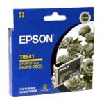 Epson Ink Cartridge T0541 UltraChrome Photo Black C13T054190