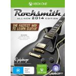 Rocksmith 2014 Edition Cable Bundle (Xbox One)