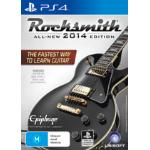 Rocksmith 2014 Edition Cable Bundle (PS4)
