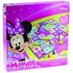 Minnie Snakes and Ladders Game