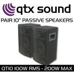 qtx Sound QT10 10&quote;
