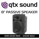 qtx Sound QR8 8&quote;