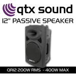 qtx Sound QR12 12&quote;