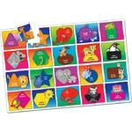 The Learning Journey Jumbo Floor Puzzles Colors And Shapes