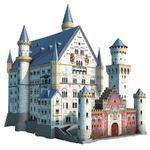 Ravensburger 3D Puzzle Neuschwanstein Castle (216pc)