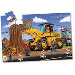 The Learning Journey Jumbo Floor Puzzle Dirt Digger (50pc)