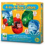 The Learning Journey Step Ups! 4-In-A-Box Colors