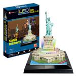 3D Puzzle LED Statue Of Liberty