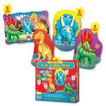 The Learning Journey Step Ups! 4-In-A-Box Dino