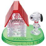 Crystal Puzzle Snoopy House (50Pc)
