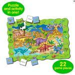 The Learning Journey Puzzle Doubles! Find It! Dinosaurs