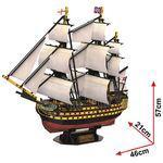 CubicFun 3D Puzzle HMS Victory