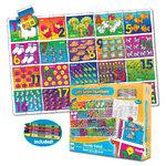 The Learning Journey Puzzle Doubles! Let\'s Learn Numbers Floor Puzzle
