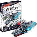 CubicFun Super Military Kiev Aircraft Carrier 3D Puzzle