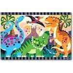 Melissa & Doug Dinosaur Dawn Floor Puzzle (24pc)