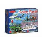 Melissa & Doug Going Places Floor Puzzle (48pc)