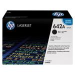 HP #642A Black Toner CB400A
