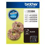 Brother Ink Cart LC233 Black