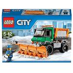 LEGO City Snowplow Truck 60083