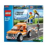LEGO City Light Repair Truck 60054